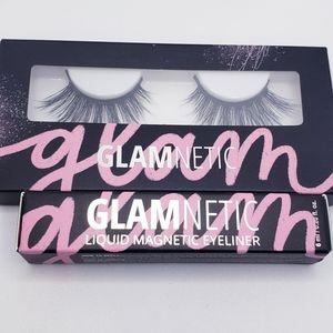 GLAMNETIC  Magnetic Liner & Bella Lashes